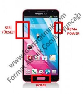 Samsung Galaxy J Format Atma