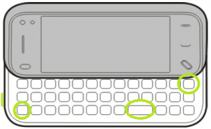 Nokia N97 Mini Format Atma