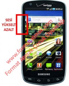 Samsung Droid Charge Format Atma
