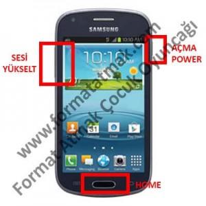 Samsung Galaxy Amp Format Atma
