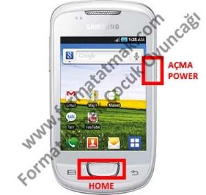 Samsung Galaxy Mini Format Atma