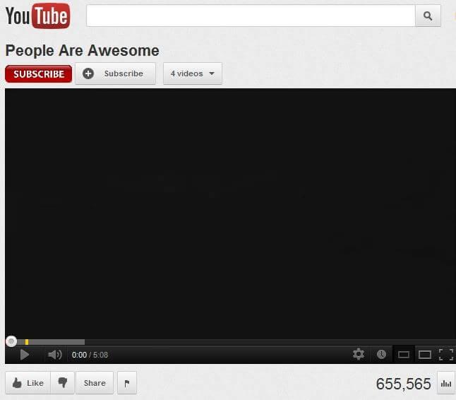 Chrome Video Sorunu Siyah Ekran Gözüküyor