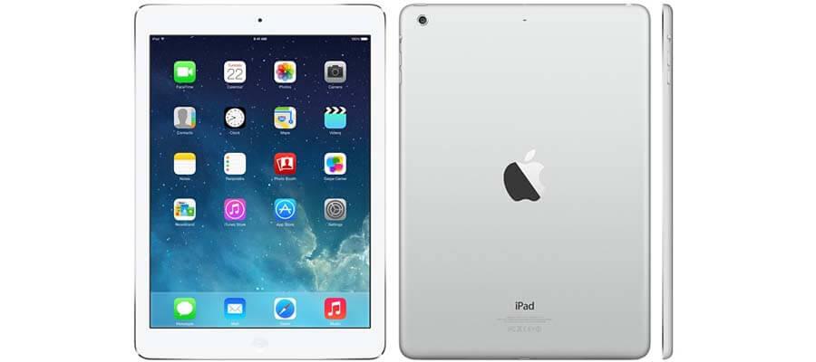 iPad Air Format Atma Sıfırlama Reset - Formatatmak com