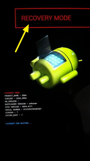 Asus ZenFone Max Format Atma