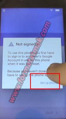 Lenovo Vibe B Gmail Senkronizasyon Sorunu
