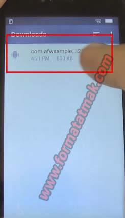 Lenovo Vibe A Gmail Senkronizasyon Sorunu