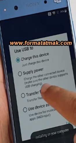 Sony Telefonlarda Gmail Senkronizasyon Sorunu