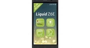 Acer Liquid Z6E
