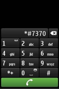 Nokia Asha 206 Format Atma