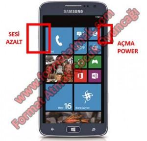 Samsung Ativ S Neo Format Atma