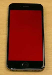 iPhone 6 Kırmızı Ekran Hatası