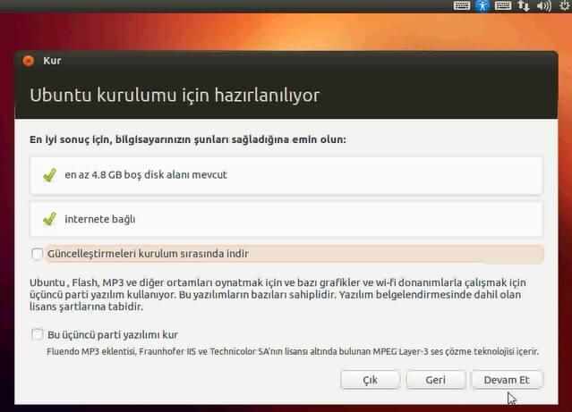 Ubuntu Format Atma