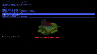 Hometech T920 Format Atma